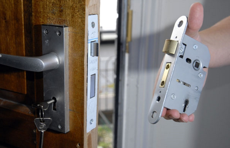 Replacement and new door lock fitting in Carlisle, Cumbria