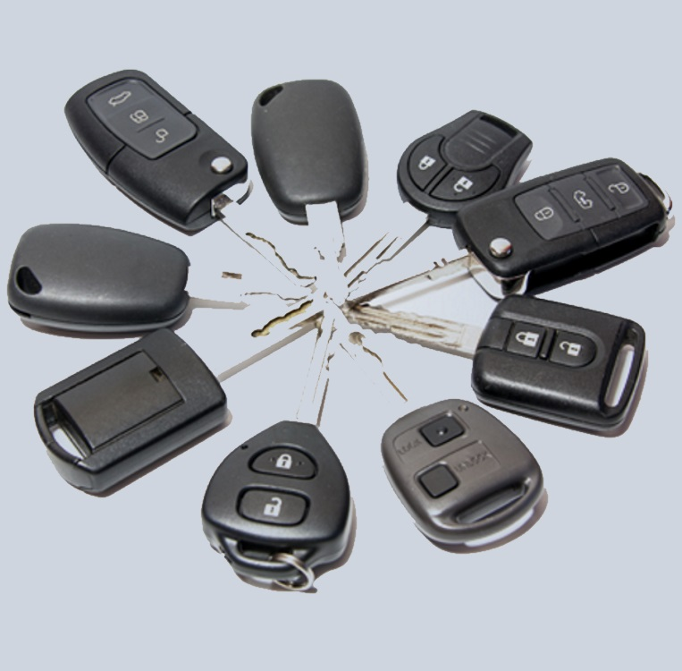 Spare car and van keys in Carlisle, Cumbria